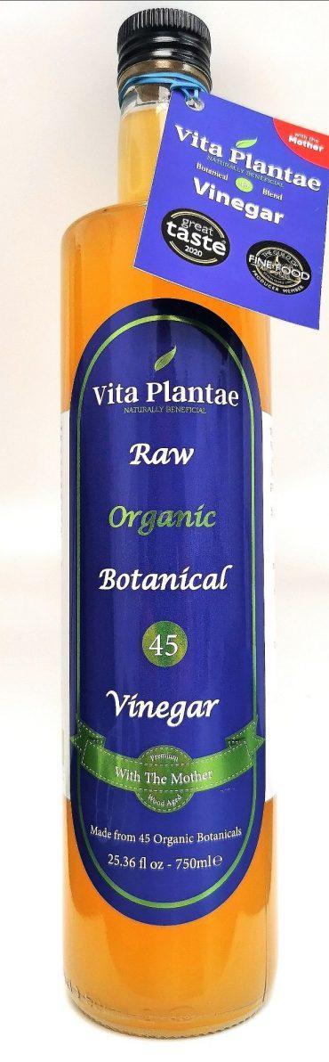 buy Vita Plantae Botanical Vinegar with mother Dublin