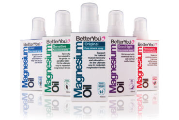 Buy BetterYou Magnesium Oil Spray DUlbin