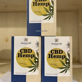 Buy CBD Hemp tea Dublin