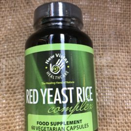 Buy New Vistas Red Yeast Rice