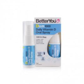 buy better you dlux 1000iu vitamin d spray Dublin