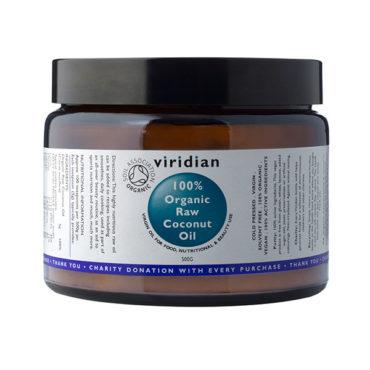 V eridian coconut oil