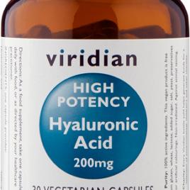 Buy viridian hyaluronic acid 200mg dublin