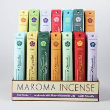 Buy Maroma Incense Dublin