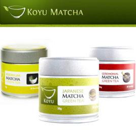 Koyu Matcha Tea