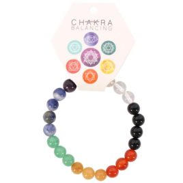 Buy chakra powerball bracelet