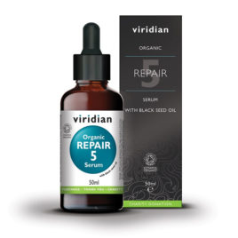 Buy Viridian 5 repair black seed oil serum Dublin