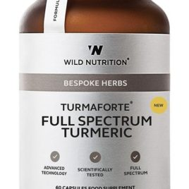Wild Nutrition Full Spectrum Turmeric