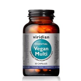 Buy viridian vegan multi-vitamin Dublin