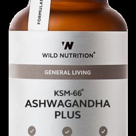 Buy Wild Nutrition KSM-66 Ashwaganda Dublin