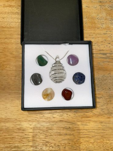 Buy Gemstone pendant kit Dublin