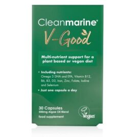 Buy Cleanmarine v-good vegan multi & DHA Dublin