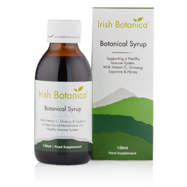 Buy Irish Botanical Botanical syrup Dublin