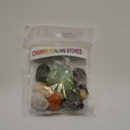 Buy bag of 7 chakra stones