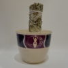 Buy ceramic smudge bow and sage Dublin