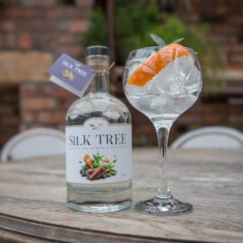 Buy Silk tree botanical gin Dublin