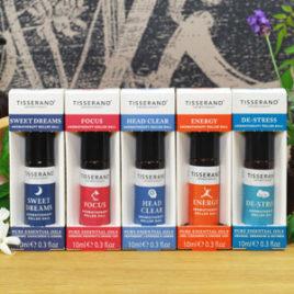 Buy Tisserand aromatherapy roller balls