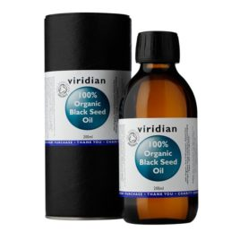 Buy Viridian Black Seed Oil Dublin