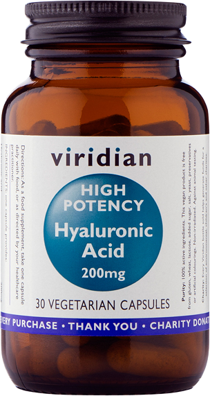 Buy viridian hyaluronic acid 200mg dublin