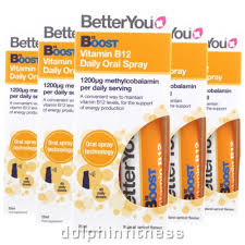 Buy Better you vitamin B12 Spray Dublin