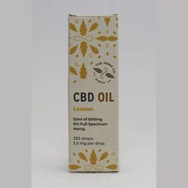 Buy Hemp Company CBD oil dublin