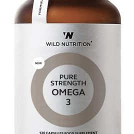 Buy wild nutrition omega 3 capsules